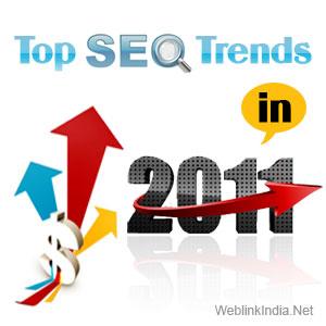 Top SEO Trends In 2011