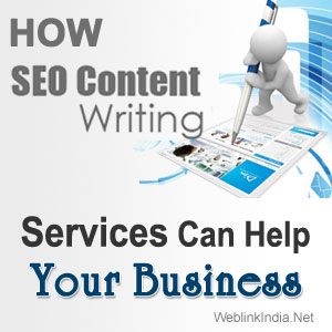How SEO Content Writing Services Can Help Your Business Website
