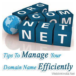 tips to manage your domain name efficiently domain registration linux