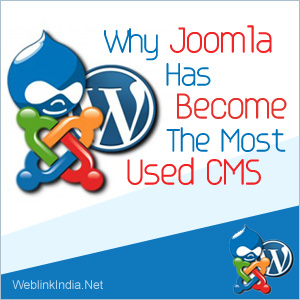 Why Joomla Has Become The Most Used CMS